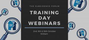 Subsidence Forum Training Day